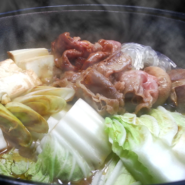 熟成肉 すき焼き